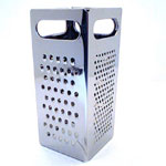 Traex 4 Sided Stainless Steel Grater