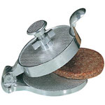 American Metalcraft Adjustable Aluminum Hamburger Press