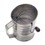 Bromwell Housewares 5 Cup Flour Sifter