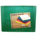 "Johnson-Rose 15"" x 20"" Green Cutting Board"