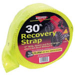 Keeper Vehicle Recovery Strap, 30'