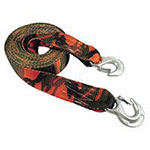 Keeper Emergency Tow Straps 6.38 in W, 3 1/4 in L