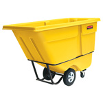 Rubbermaid 1305 Tilt Truck, Standard Duty, 850 lb. Capacity