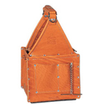 IDEAL Premium Leather Master Electrician's Tote