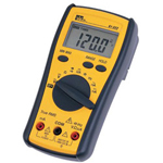 IDEAL Auto Ranging Digital Multimeter w/Trms
