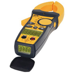 IDEAL 600 Aac Clamp Meter w/Trms Dc Current