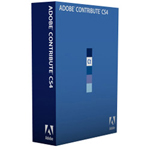 Adobe Adobe Contribute CS4 Complete Package