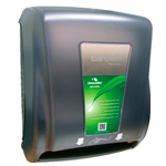 Tandem Electronic Roll Towel Dispenser, Smoked Grey