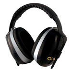 Jackson Safety Onyx 23 Headband Earmuff