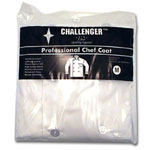 Challenger White Medium 40-42 Chef Coat