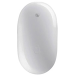 Apple Apple Mighty Mouse Wireless - Mouse - Laser - 4 Button(s) - Wireless - Bluetooth