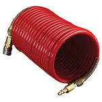 3M 526-01-00 Sup. Air Hose Coiled 25 Ft