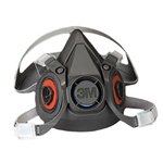 3M Large Respirator Face Piece Only 21619
