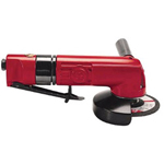 "Chicago Pneumatic Angle Grinder 4 1/2"" Disc"