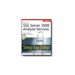 Microsoft SQL Server 2008 Analysis Services - Step by Step - reference book