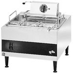 Star 15 Pound Star-Max Electric Counter Fryer