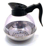 Wells Manufacturing Regular Impact Resistant Coffee Decanter