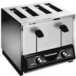 Middleby 4 Slot 120 Volt Pop-Up Toaster