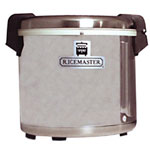 Town Foodservice Equip 23 Quart Stainless Steel Rice Warmer