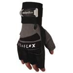 Ergodyne Medium Impact Glove w/Wrist Support Silver