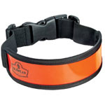 Ergodyne GloWear 8003 Arm/Leg Bands, One Size, Orange