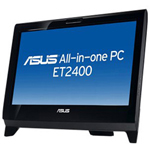 "Asustek All-in-One PC ET2400IT - Core I3 540 3.06 GHz - 23.6"" TFT"