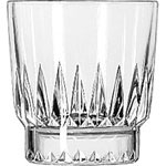 Libbey 15453 5.5 Ounce Duratuff Winchester Rocks Glass