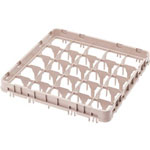 Cambro Gray Camrack 25 Compartment Dish Rack Extender