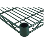 "Challenger Jade Wire Shelf 14"" x 30"""