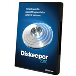 Diskeeper 2010 Pro Premier Edition - complete package