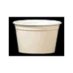 Dart Container White Deli Container 16 oz.