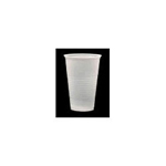Dart Container 16TN Conex 16 Ounce Translucent Cold Plastic Cups Tall