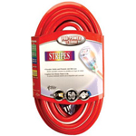 Coleman Cable 02548-88-41 12/3 Sjtw Extension Cordlighted Ends 50'