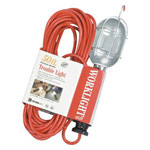 Coleman Cable 16/3sjt 50' Orange Trouble Light 13a Three C
