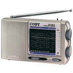 Coby CX CB12 - Portable Radio