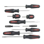 Cooper Hand Tools 10 Piece Dura Driver Screwdriver Set