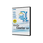 Corel WinZip Courier - ( V. 3.0 ) - Complete Package
