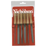 Nicholson American Pattern File Assortment