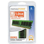 Centon MemoryPOWER Memory - 1 GB - DIMM 240-pin - DDR2