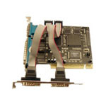 Quatech QS-PCI-100 - Serial Adapter - 4 Ports