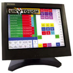 Unytouch Stingray Series U09-T150-SB - LCD Display - TFT - 15""