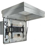 Peerless Indoor/Outdoor Flat Panel Environmental Enclosure EL50AH-S - Mounting Kit