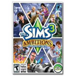 EA The Sims 3 Ambitions - Complete Package