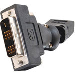 Cables To Go Rotating Adapter - HDMI / DVI