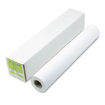 "HP Universal - Coated Paper - 4.9 Mil - Roll A1 (24"" x 150') - 95 G/m2 - 1 Roll(s)"
