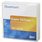 Quantum Super DLTtape I - Super DLT X 20 - 160 GB - Storage Media