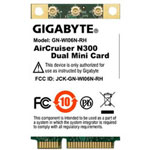 Gigabyte N300 Dual Mini GN-WI06N-RH - Network Adapter