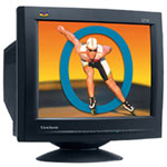 Viewsonic Optiquest Q71b - Display - CRT - 17""""