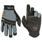CLC Custom Leather Craft FLEX GRIP HIGH DEXTERITYWORK GLOVES-LG