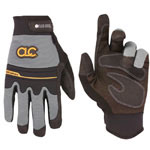 CLC Custom Leather Craft FLEX GRIP HIGH DEXTERITYWORK GLOVES-S